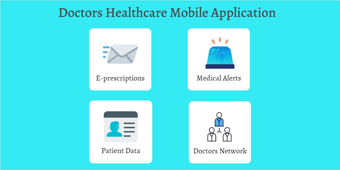 Doctors Healthcare Mobile Application