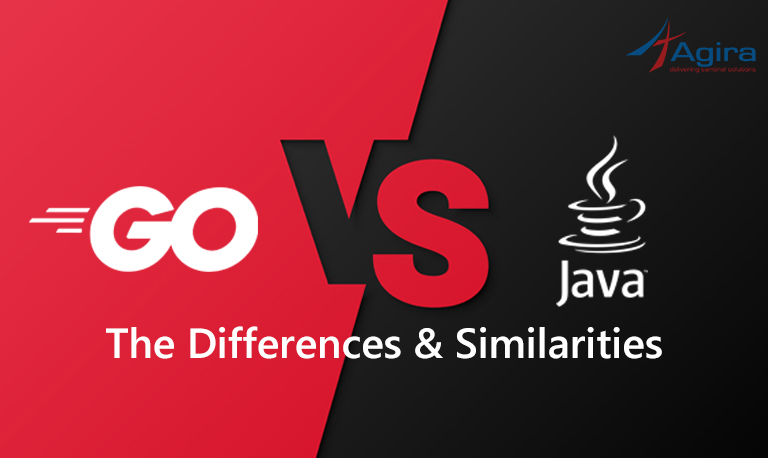 Go vs Java- The Differences & Similarities