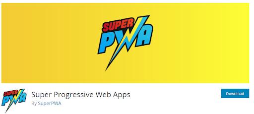 Super PWA plugin