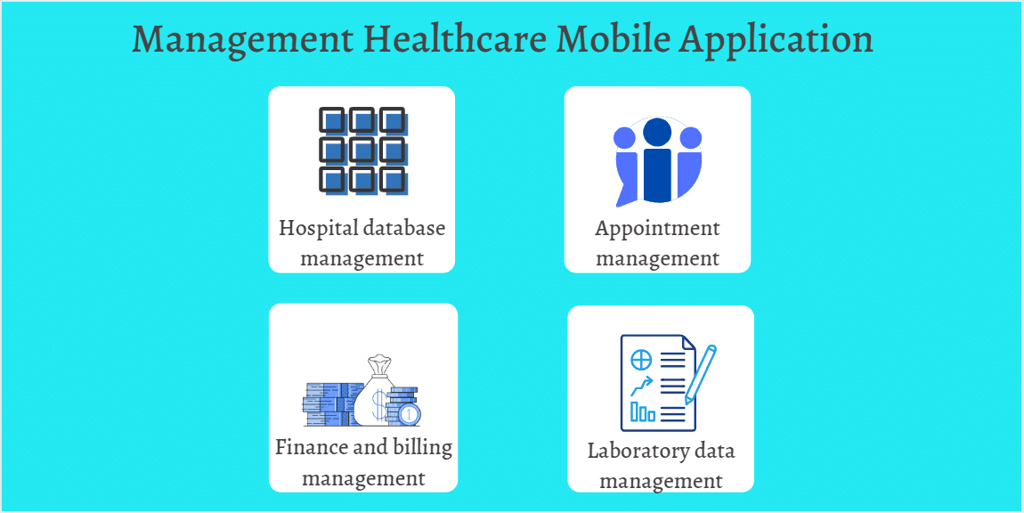 Management Healthcare Mobile Application