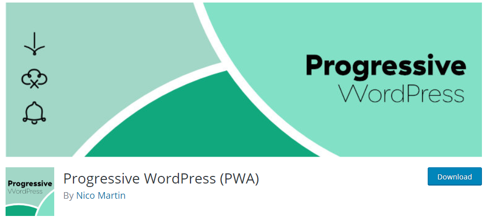 progressive wordpress