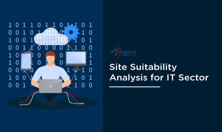 Site-Suitability-Analysis-for-IT-Sector