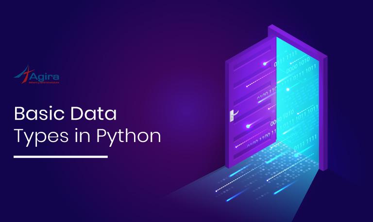Basic Data Types in Python | Python Web Development For Beginners