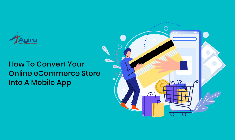 How to convert your e-commerce into a mobile application?