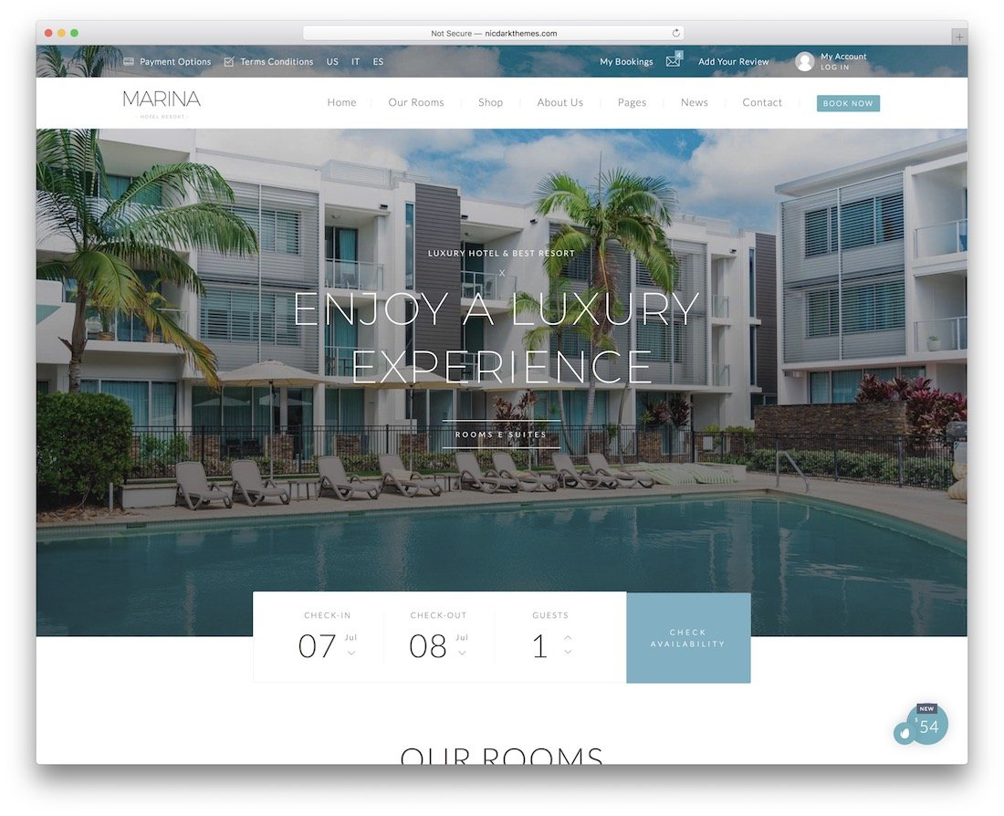 hotel-booking-wordpress